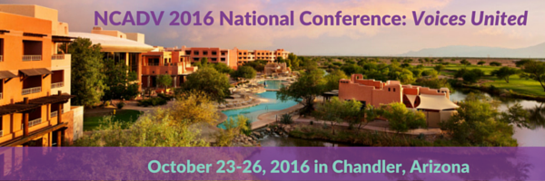 NCADV conference email header MAIN